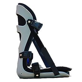 Alpha Medical Plantar Fascitis Night Splint Heel & Foot Pain; P.F. Brace L4398 (Large {Men's shoe size 10.5 and up…