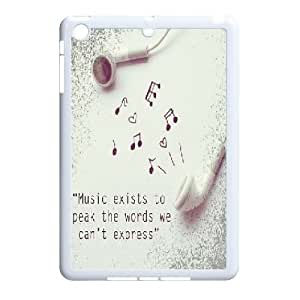 music Custom Cell Phone Case for iPad Mini by Nickcase