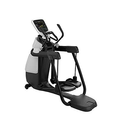 Precor AMT 733 Commercial Adaptive Motion Trainer - Black