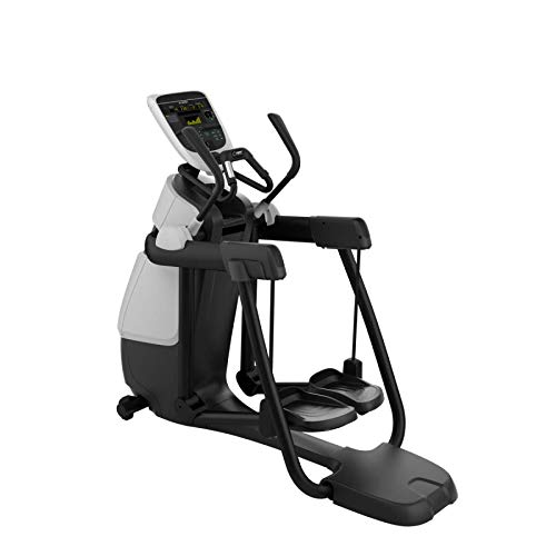 Precor AMT 733 Commercial Adaptive Motion Trainer  - Black
