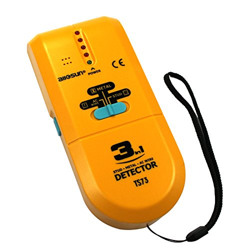 all-sun TS73 3 in 1 LED Wood Stud Finder