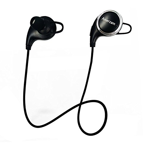 amerzam bluetooth headphones 4 1 earbuds wireless sports headset stereo headp. Black Bedroom Furniture Sets. Home Design Ideas