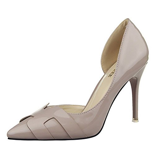 vanan-womens-fashionable-sexy-h-shape-buckle-patent-leather-pointed-toe-thin-high-heel-shoes34-m-eu-