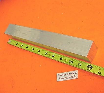 """1/"""" X 3/"""" X 36/"""" Long ALUMINUM FLAT BAR SOLID 6061-T6511"""