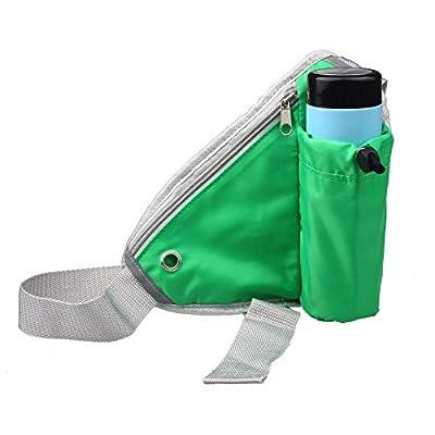 VT BigHome Lucky Hot Unisex Women Men Triangular Waist Bum Belt Bag Water Bottle Pouch Pocket Waist Bag