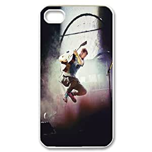 Pop Rock band Coldplay art pattern Hard Plastic phone Case Cover For Iphone 4 4S case cover ZDI116269