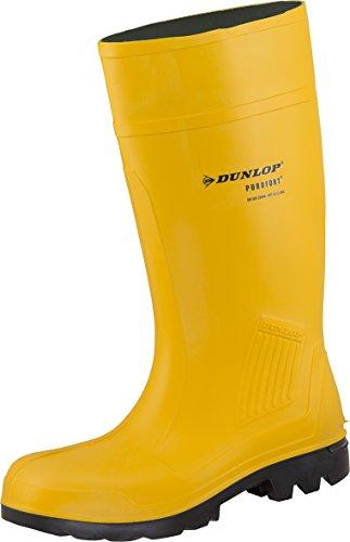 couleurs Jaune Jaune 3 dans Dunlop purofort sicherheitsstiefel Oxq6Ig1