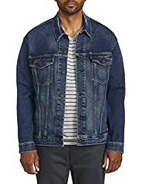 Men's Big and Tall Trucker Jacket