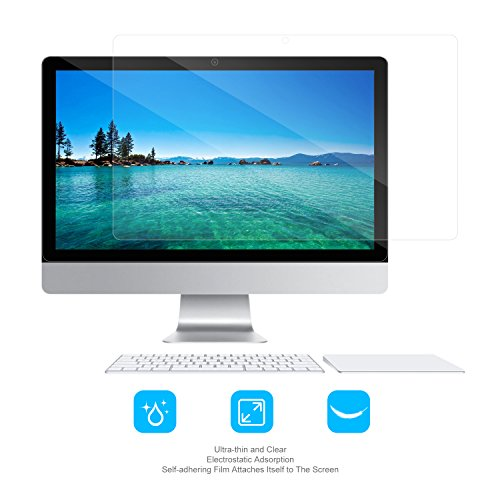 how to clean my imac screen