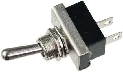 inkl Schutzkappe Schalter Flash-off Kipptaster Kill Switch 12V 25A Aus TASTER