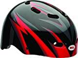 Bell-Maniac-Child-Helmet-BlackRed-Magnum
