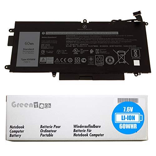 Bateria K5XWW N18GG 725KY Dell Latitude 5289, 5289, 7389