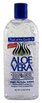 Fruit Of the Earth - Aloe Vera Gel | 12 ounce | BUNDLE by Fruit of the Earth