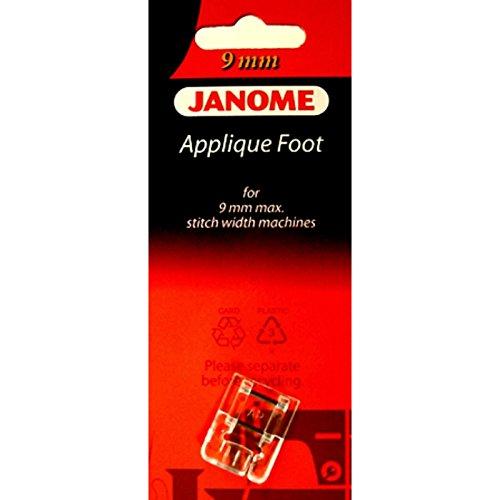 janome applique foot - 4