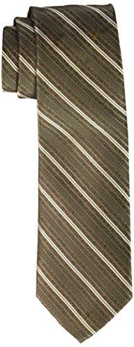 Haggar Mens Big Tall Stripe Necktie