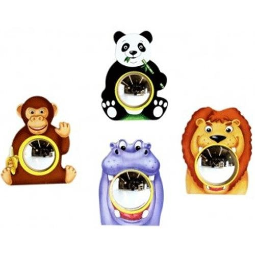 Anatex Animal Friends Wall Mirrors (Set of ()