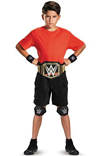 Disguise WWE Championship Belt Child Costume Kit