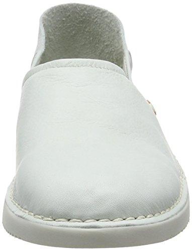 Ballet Appartamenti Bianche Donne Softinos Tup452sof bianco 611zqFxv