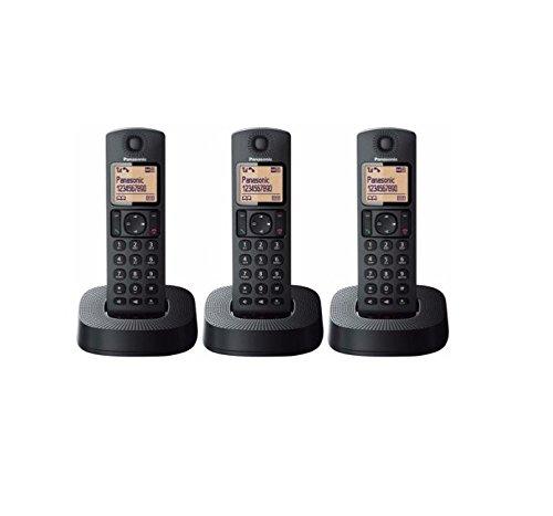 Panasonic KX-TGC323EB 3 Handsets Cordless Phone 220-240 Volt