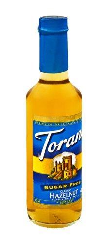 TORANI SYRUP SF HZLNUT, 12.7 FO by Torani