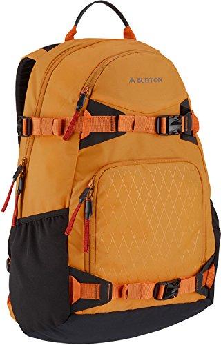 Burton Riders Bag - Burton Rider's 25L 2.0 Backpack, Golden Oak Heather, One Size