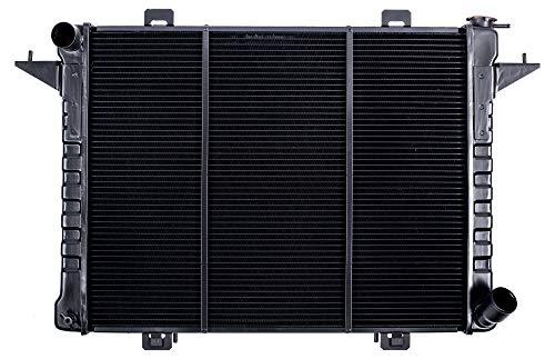 Spectra Premium CU1198 Complete Radiator