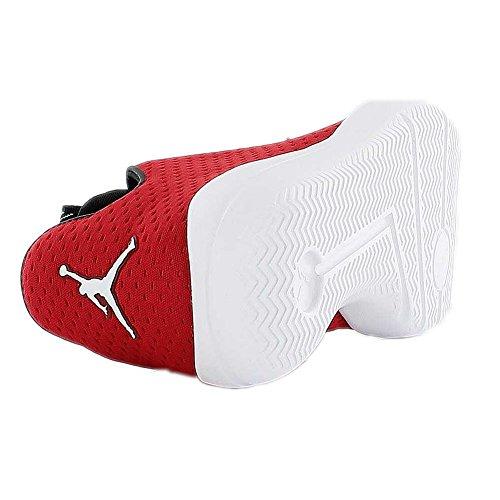 Nike 724042-600, Zapatillas de Baloncesto para Niños Rojo (Gym Red / White Black White)
