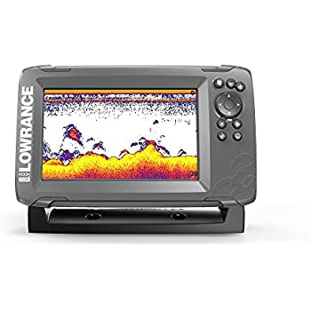 Amazon com: Lowrance HOOK2 7 - 7-inch Fish Finder with