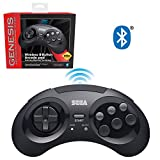 Retro-Bit Official Sega Genesis Bluetooth