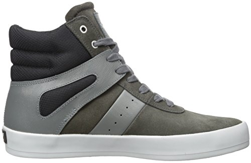Creative Sneaker Recreation Moretti Pewter Fashion Black Men's rnO8nxAwIv
