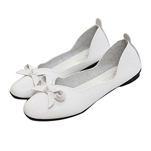 Escarpins Pour Pour Femme Hunpta Blanc Escarpins Blanc Hunpta Hunpta Femme q6xvCEw