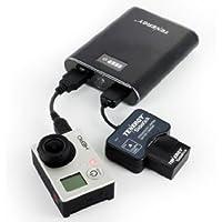 Tenergy SideKick6 Power kit for GoPro HD HERO3 AHDBT-201 AHDBT-301 AHDBT-302