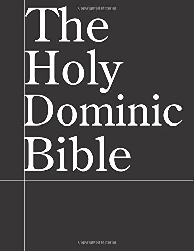 The Holy Dominic Bible PDF