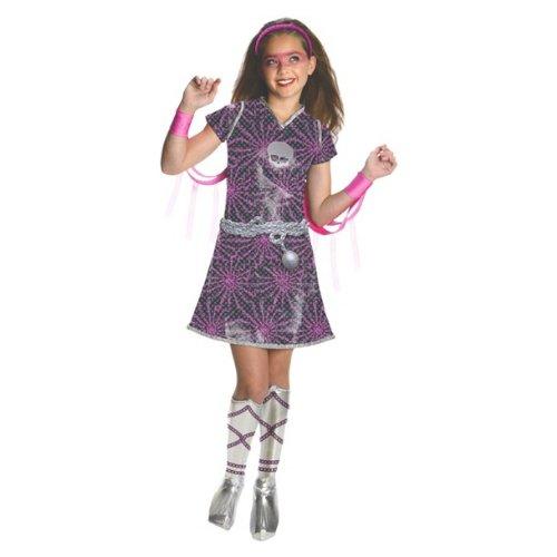 Monster High Halloween Costume Spectra Vondergeist Power Ghouls Large 12-14