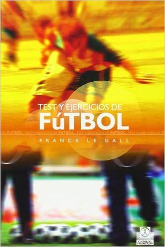 Descargar ebook gratis en ingles TEST Y EJERCICIOS DE FÚTBOL (Bicolor) (Deportes) PDF FB2 iBook
