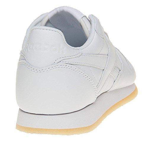 Reebok Crepe Blanc Leather Femme Baskets Classic Mode ErrqPv