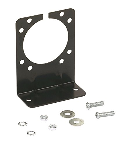 Hopkins 48615 7 RV Blade and 6 Pole Round Mounting Bracket (Rv Vehicle Blade)