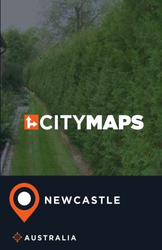 City Maps Newcastle Australia