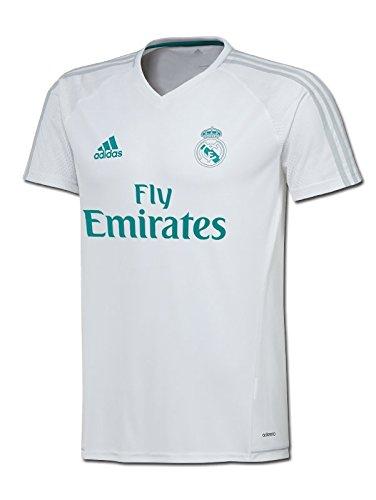 Adidas TRG JSY Camiseta Línea Real Betis Balompié, Hombre