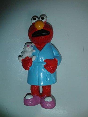 - Sesame Street Elmo Pvc Figure