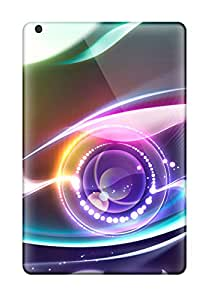 morgan oathout's Shop New Style 9613511J50059317 Fashion Tpu Case For Ipad Mini 2- Digital Abstract Eye Defender Case Cover