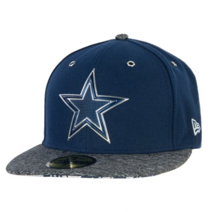 New Era Dallas Cowboys 2016 Mens On Field Draft 59Fifty Cap