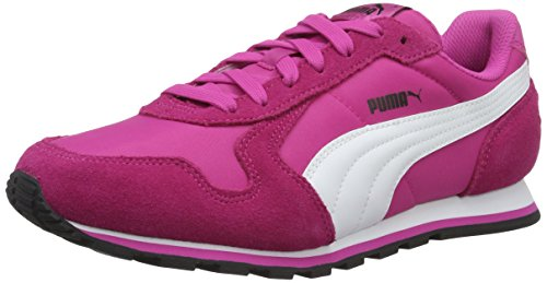 Puma Unisex-volwassenen St Runner Nl Low-top, Grau Roze (phlox Roze / Wit)
