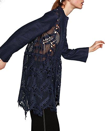 Zara Femme Tunique avec Dentelle 4786/076
