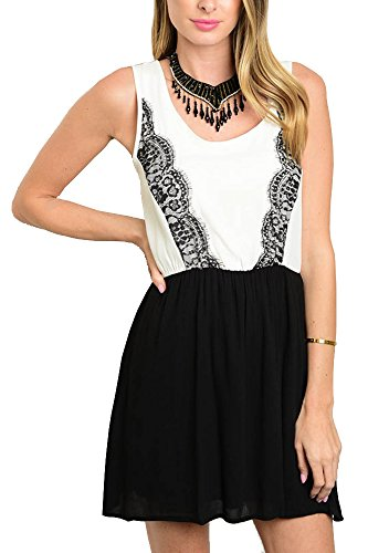 Limit 33 Juniors Teens Lace Tank Sleeveless Sun - Sammy Dress Clothing