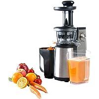 Domoclip Premium 102DOP - Procesador de fruta y verdura, color plateado
