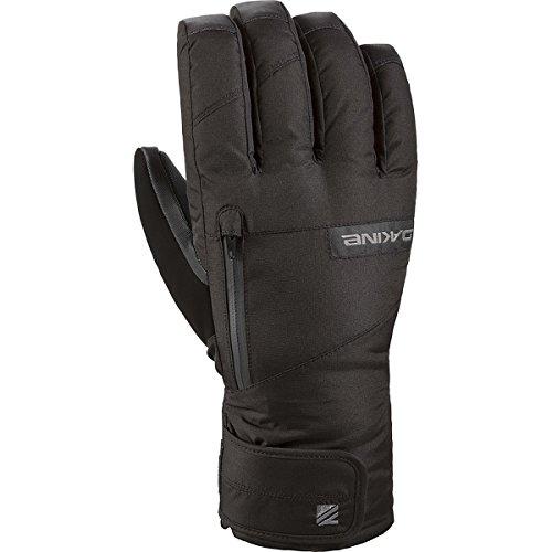 (Dakine Men's Titan Short Gloves, Black, L)