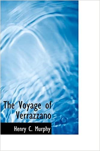 Book The Voyage of Verrazzano