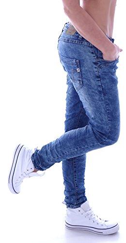 Style Donna Jeans Donna Style station Boyfriend station Jeans Boyfriend anwS6x