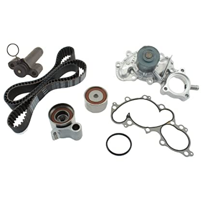 Image of Aisin TKT-025 Engine Timing Belt Kit with Water Pump Timing Belt Kits